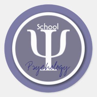 School Psychology Envelope Seals