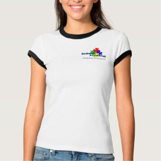 School Psychology Integrating All the Pieces (Tee) T-Shirt