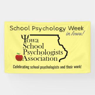 School Psychology Week in Iowa Banner