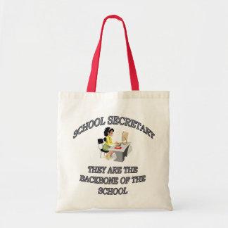 SCHOOL SECRETARY BAGS