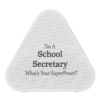 School Secretary Blueooth Speaker