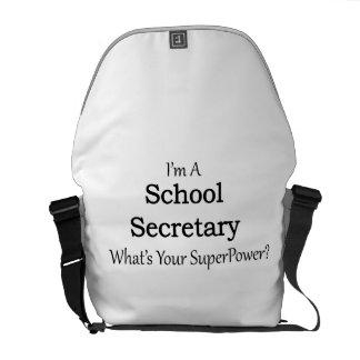 School Secretary Commuter Bags
