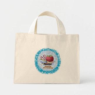 School Secretary Mini Tote Bag