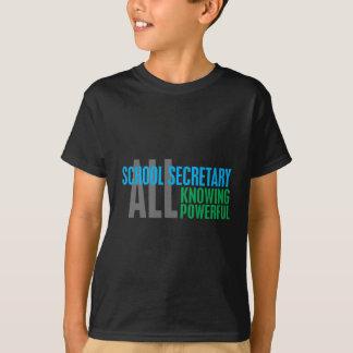 School Secretary Tshirts