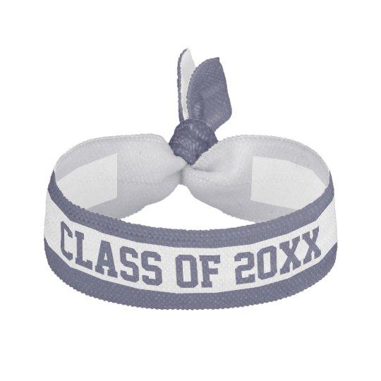 School Seniors Class of 20XX Hair Tie