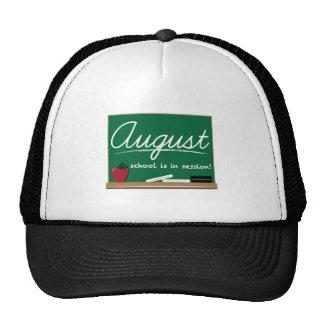 School Session Trucker Hats