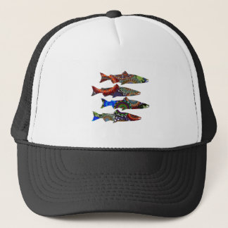 SCHOOL SIDE TRUCKER HAT