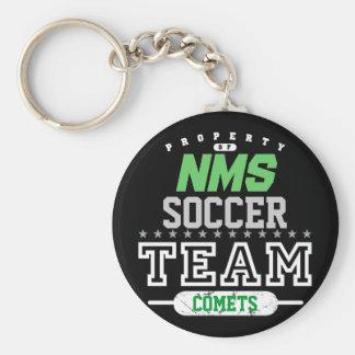 School Sport Team Keychain