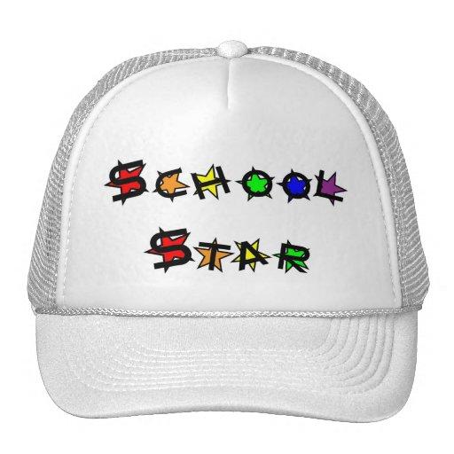 School Star Hats