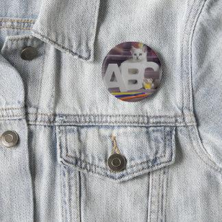 School starter 2 inch round button