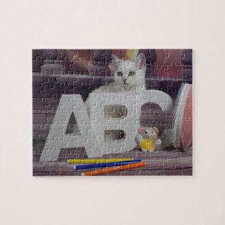 School starter jigsaw puzzle