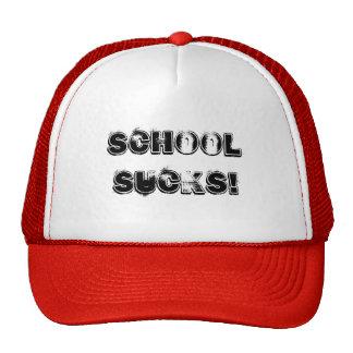 School Sucks! Trucker Hat