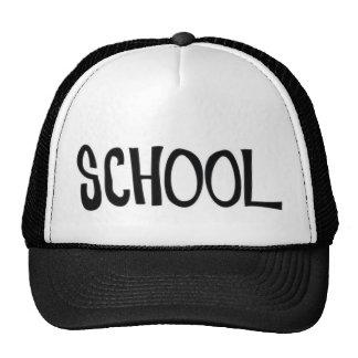 SCHOOL TRUCKER HAT