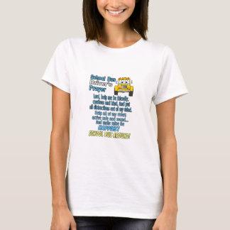 schoolbusdriverprayerwomensteeshirt T-Shirt