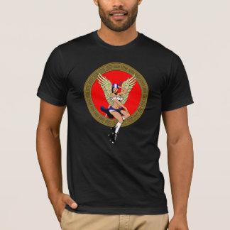 SCHOOLGIRL ROLLERVIXEN T-Shirt