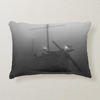 Schooner Cornelia B. Windiate Pillow