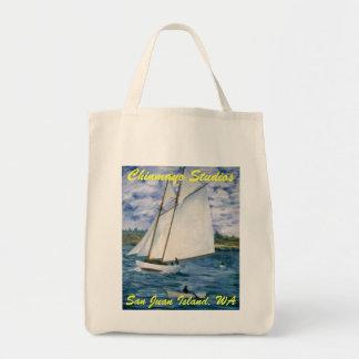 Schooner Organic Grocery Bag