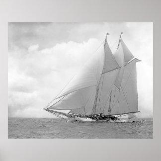 Schooner Yacht America Posters