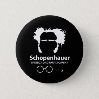 Schopenhauer Parerga Confidence ED. 2 Inch Round Button