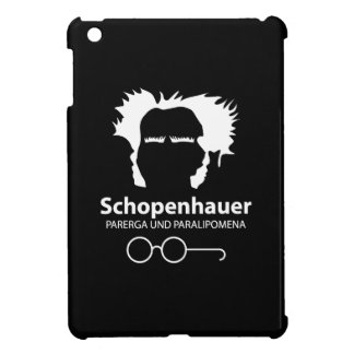 Schopenhauer Parerga Confidence ED. iPad Mini Case