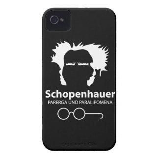 Schopenhauer Parerga Confidence ED. iPhone 4 Case-Mate Case