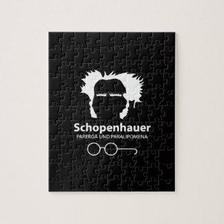 Schopenhauer Parerga Confidence ED. Jigsaw Puzzle