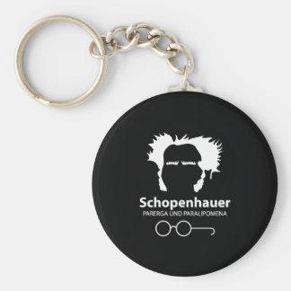 Schopenhauer Parerga Confidence ED. Keychain