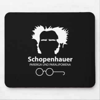 Schopenhauer Parerga Confidence ED. Mouse Pad