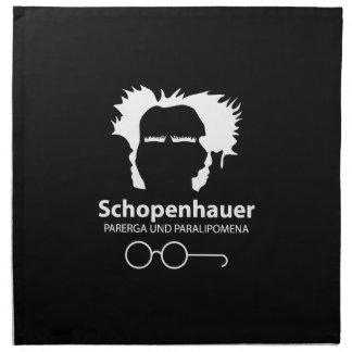 Schopenhauer Parerga Confidence ED. Napkin
