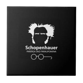 Schopenhauer Parerga Confidence ED. Tile