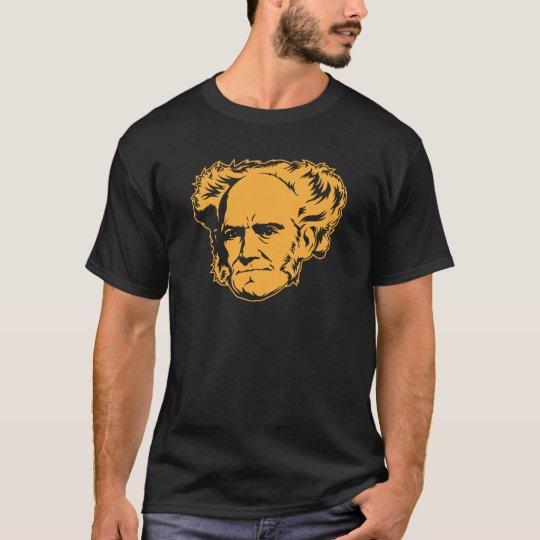 Schopenhauer Portrait T-Shirt