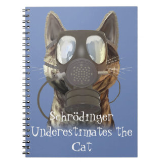 Schrödinger's Cat Notebook