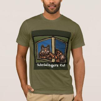 Schrödinger's Cat tee by ScienceFrontiers