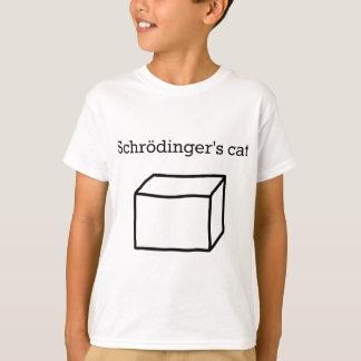 Schrödinger's Cat Tee Shirts