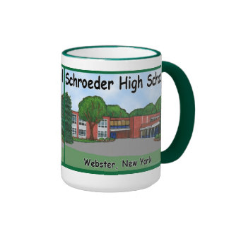 Schroeder High School Mug