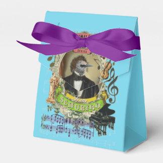Schubird Great Animal Composer Schubert Bird Favor Box