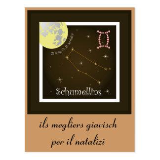 Schumellins 21 matg fin 21 zercladur postcard