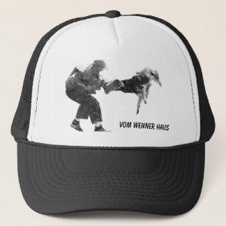 Schutzhund - Customized Trucker Hat