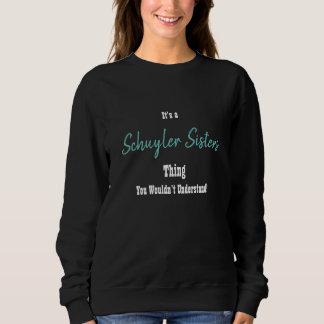 Schuyler Sisters Sweatshirt