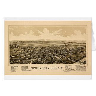 schuylerville1889 card