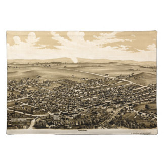 schuylerville1889 placemat
