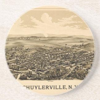Schuylerville 1889 coaster