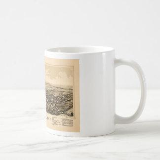 Schuylerville 1889 coffee mug