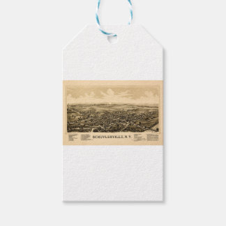 Schuylerville 1889 gift tags