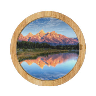 Schwabacher's Landing Rectangular Cheeseboard