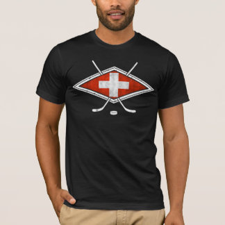 Schweiz Eishockey Swiss Ice Hockey T-Shirt