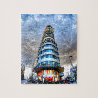 Schweppes Tower Jigsaw Puzzle