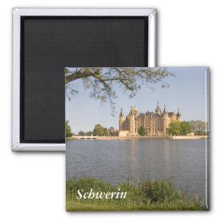 Schwerin Castle Magnet
