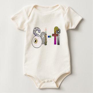 SCI-FI BABY BODYSUIT