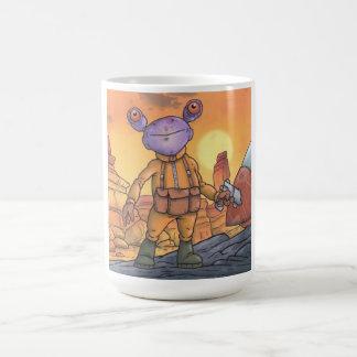 sci fi coffee mug